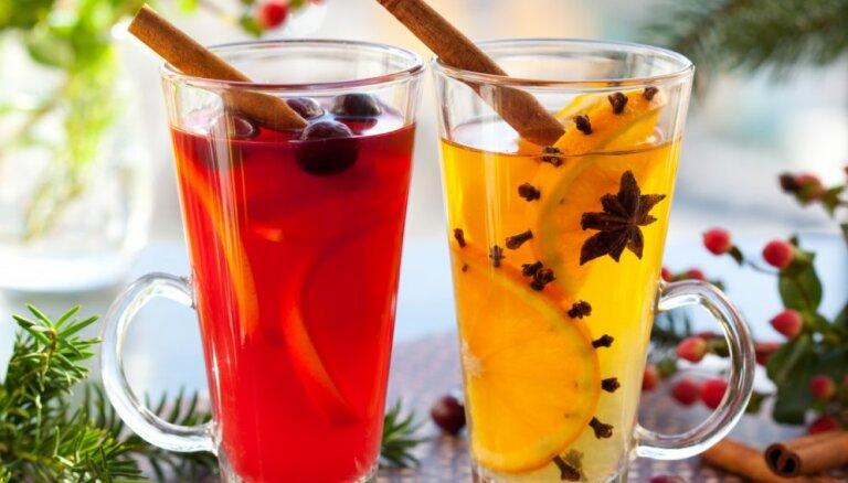 11 spēcinoši dzērieni, kas palīdzēs ātri sasildīties un uzveikt saaukstēšanos