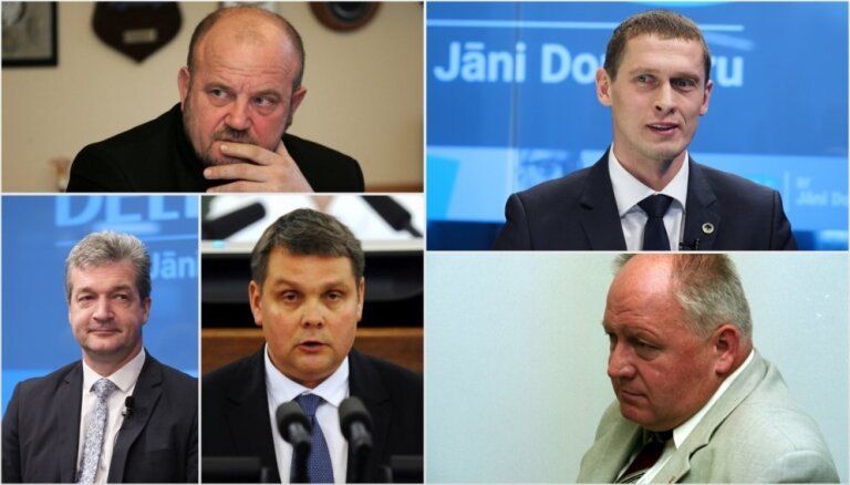 Kaimiņš, Jurašs, Boldāns un citi – deputāti, kurus Saeima izdeva kriminālvajāšanai