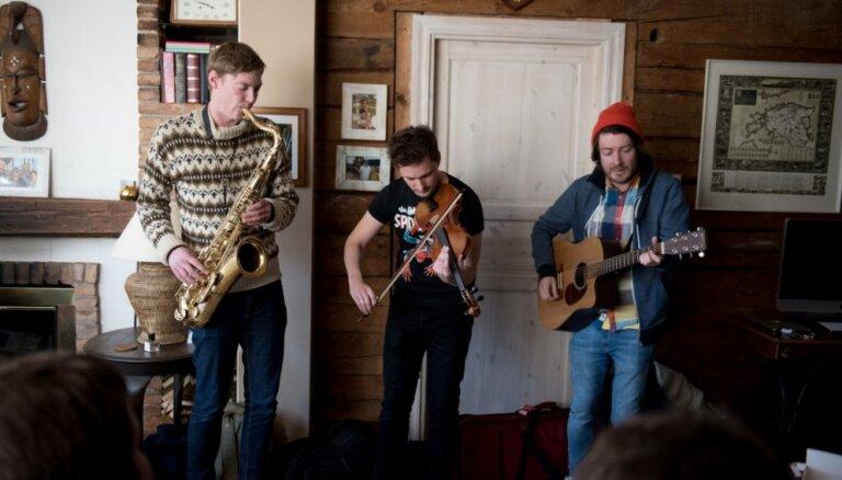 Sākas mūzikas un urbānās kultūras festivāls 'Tallinn Music Week'
