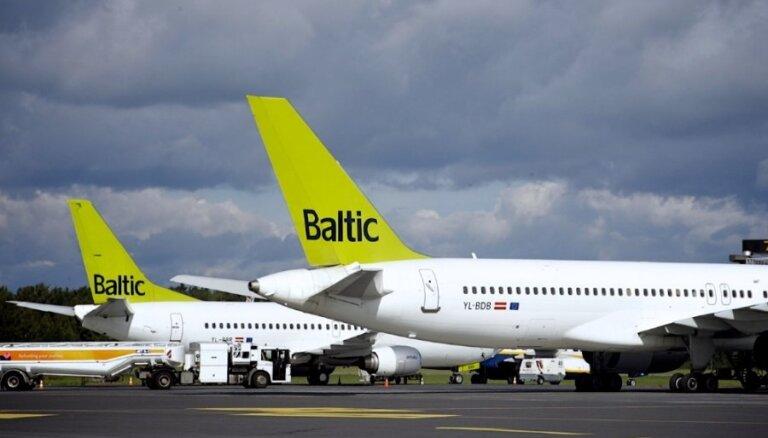Рижский аэропорт и airBaltic выиграли тяжбу против обанкротившейся литовской авиакомпании