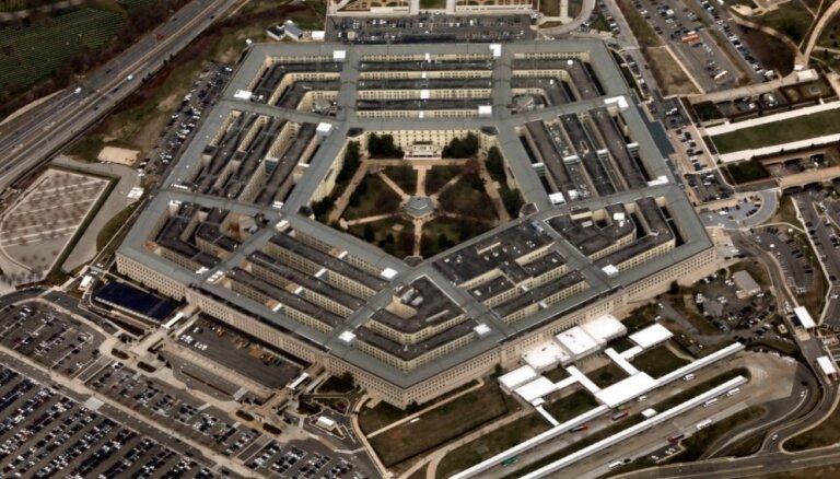 Pentagons piešķirs Ukrainai 200 miljonus dolāru aizsardzības spēju uzlabošanai