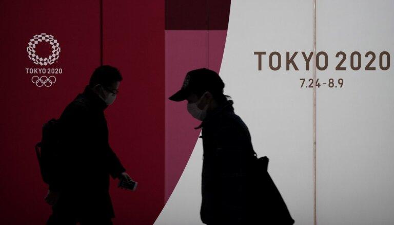 Tokijas olimpisko spēļu izmaksas sasniegušas 13 miljardus eiro