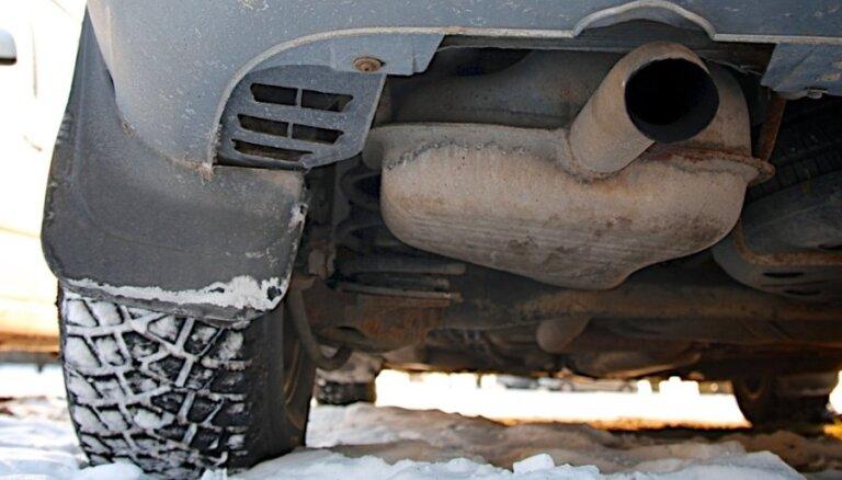 Ar gāzi aprīkotu auto sagatavošana ziemai