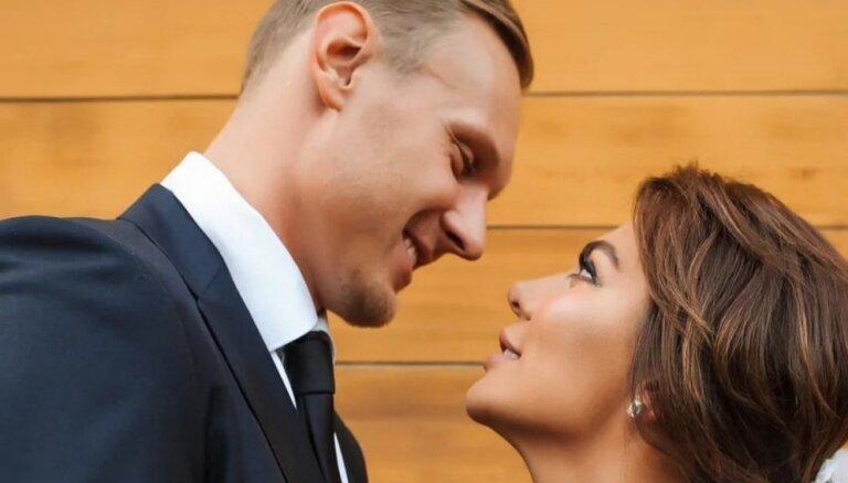 Анна Седокова раскрыла истинную причину брака с латышским баскетболистом
