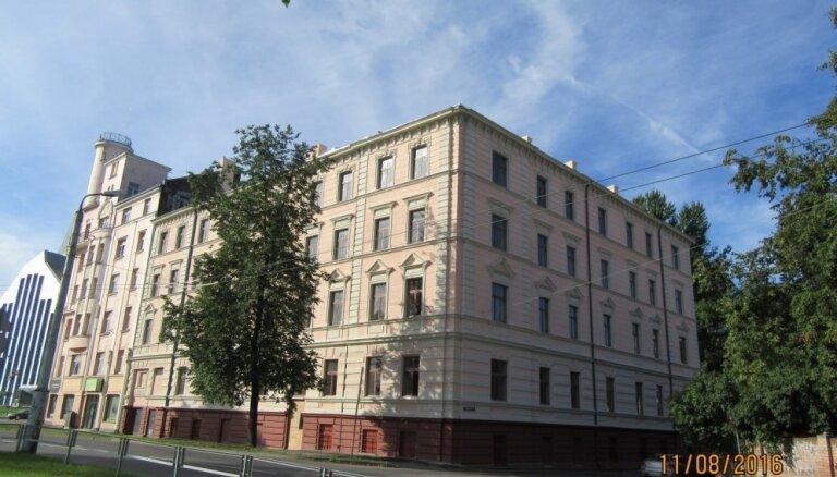 """Государство продало здание напротив """"Замка света"""" с аукциона за 2 миллиона евро"""