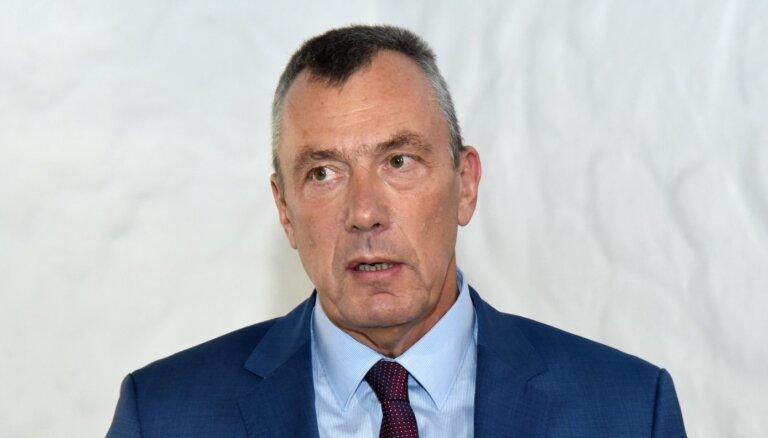 Fogelis vienīgais izvirzītais kandidāts uz LSFP prezidenta amatu