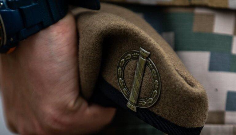 Ādažu poligonā notiks karavīru vingrinājums 'Berešu maršs'