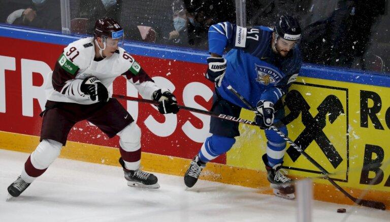 PČ hokejā vicečempions Tīvola papildina Rīgas 'Dinamo'