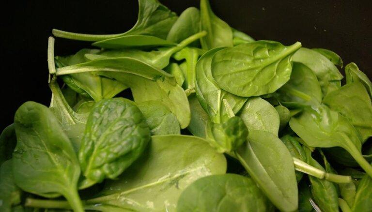 Spināti – zaļā armija pret pavasara nogurumu. Kas tajos vērtīgs, un kā tos pareizāk ēst?