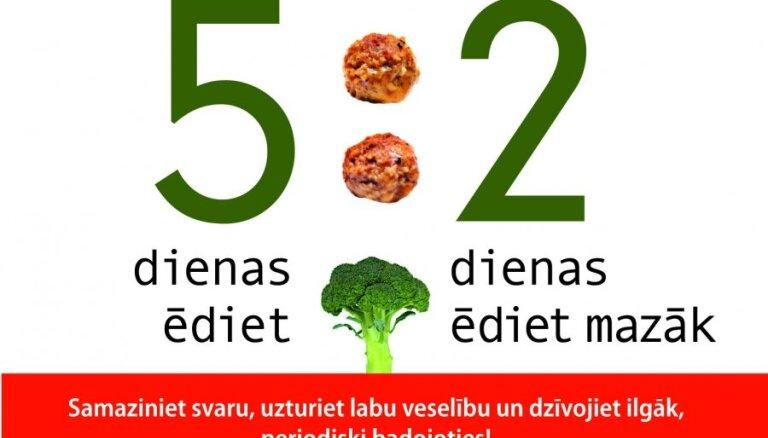 Pasaules slavu iemantojusī 'Ātrā diēta' nu pieejama arī Latvijā