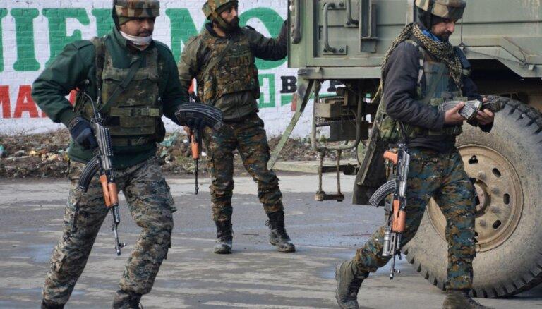 Столкновения в Кашмире: Пакистан сообщает о погибших