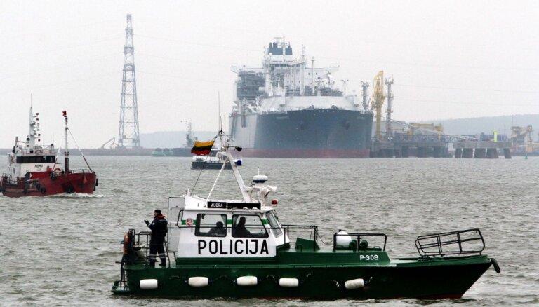 """Российский газ приходит в Литву по морю в виде СПГ, но не от """"Газпрома"""""""