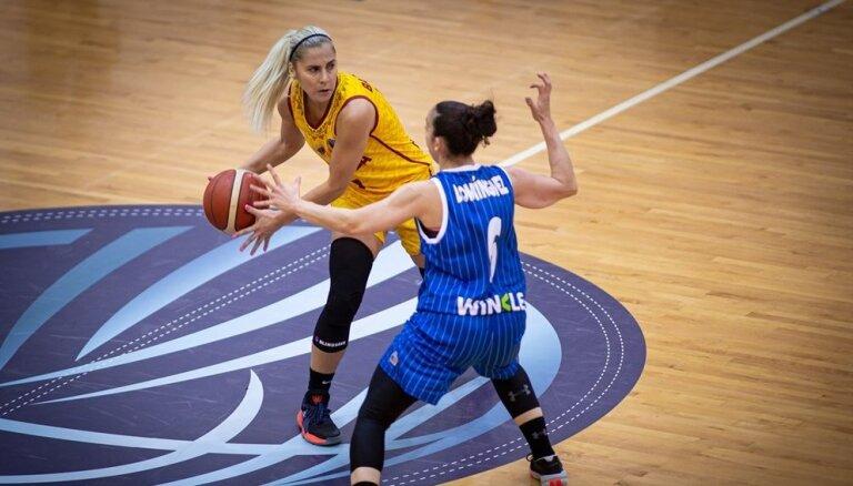 Babkinas pārstāvētājai 'Nadežda' smags zaudējums FIBA Eirolīgas otrajā spēlē