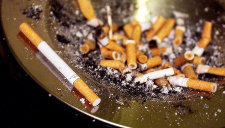Melnkalnē aizliedz smēķēt iekštelpās sabiedriskās vietās