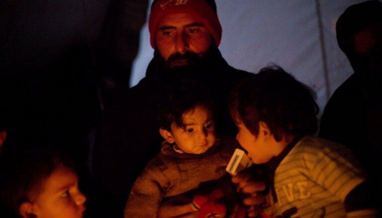 ES Nobela prēmiju ziedos Sīrijas, Kolumbijas, Kongo DR un Pakistānas bērniem