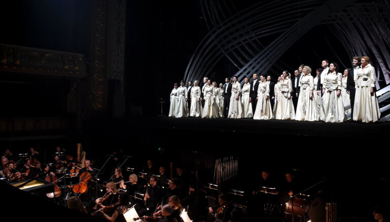 В хоре Латвийской национальной оперы и балета выявлено еще три случая Covid-19