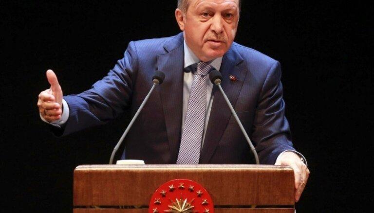 """Эрдоган уточнил цель операции в Сирии: """"только террористические организации"""""""