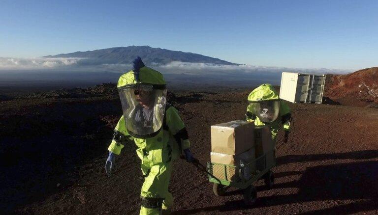 В США завершился восьмимесячный эксперимент по имитации полета на Марс