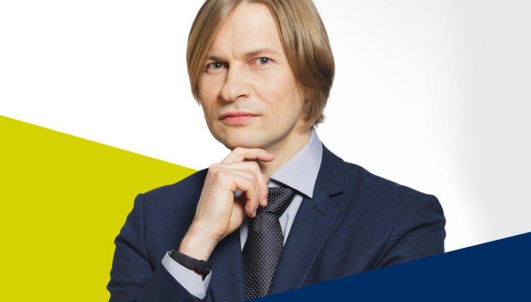 Andris Vīksna par laika prognozēm tviterī un smagāku sniegu Latvijā