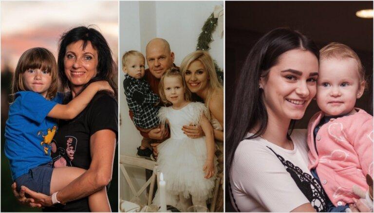 Pieredzes stāsti: pirmais bērns 18, 25 un 47 gados