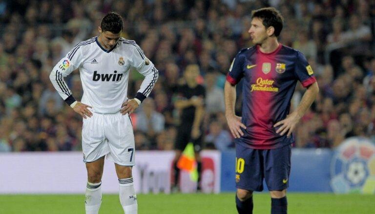 Месси обошел Роналду в рейтинге самых дорогостоящих футболистов