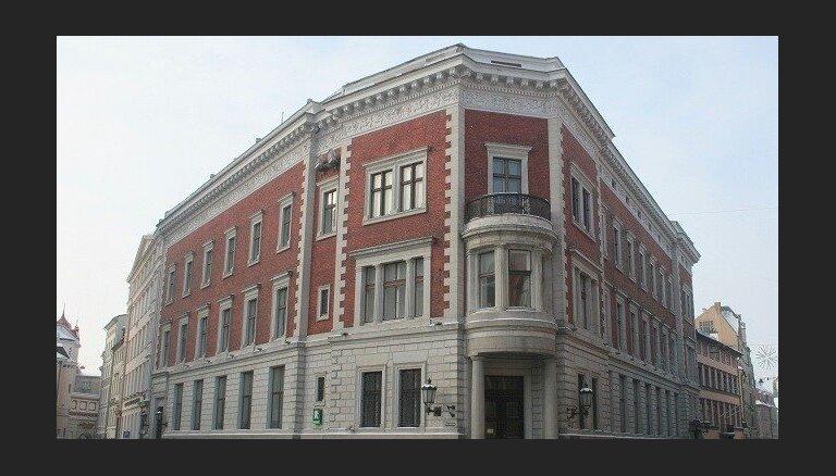 Фирма россиянина за 6 млн. евро купила здание на Домской площади