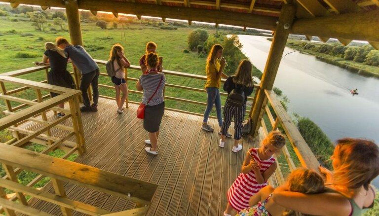Brīvdienas ar bērniem Jelgavā un apkārtnē: ko apskatīt un kur doties