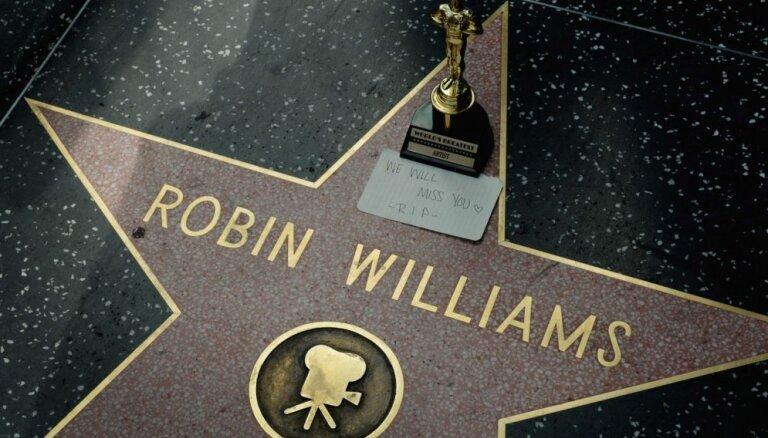 Interesanti fakti par Robinu Viljamsu