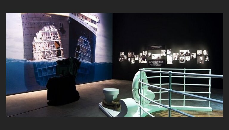 """В День матери на выставке """"Титаник"""" - особо низкие цены для семей"""