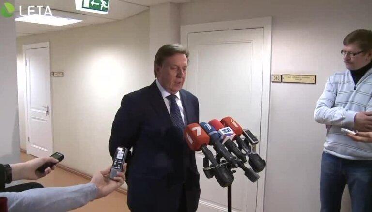 Премьер согласен провести Вселатвийскую чековую лотерею