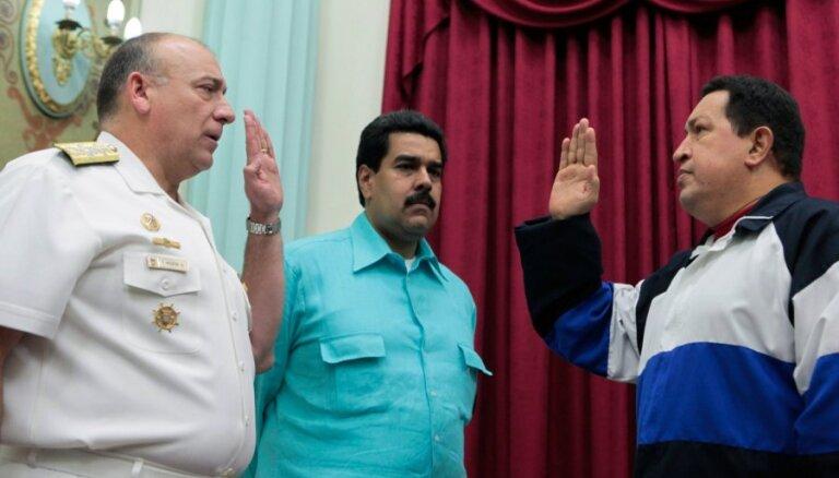 Заместитель Чавеса рассказал о сорвавшемся покушении