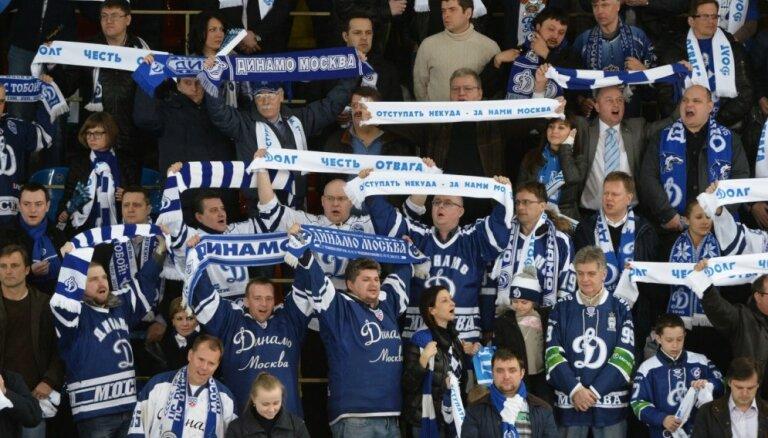 Maskavas 'Dinamo' vadība komandai liek 'divnieku'