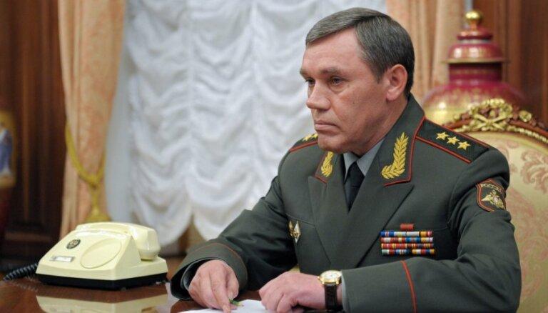 В Генштабе РФ объяснили, как Запад мешает развитию России