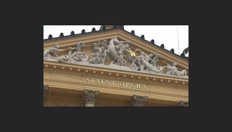 В Праге вновь открылась Государственная опера; на ремонт потрачено 50 млн веро