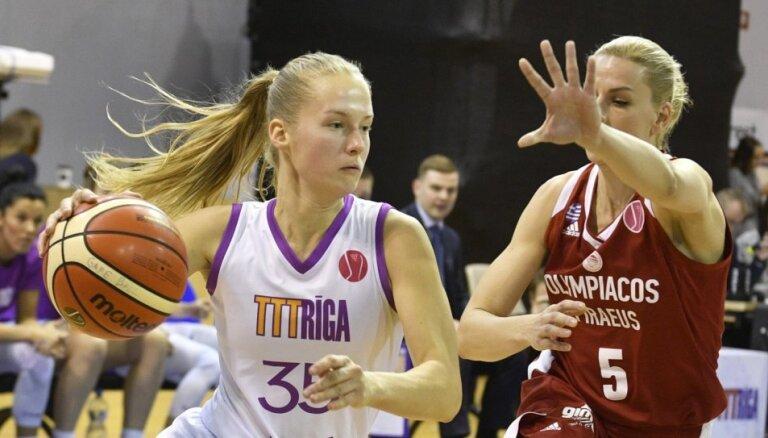 'TTT Rīga' ar graujošu uzvaru tuvojas FIBA Eirolīgas ceturtdaļfinālam