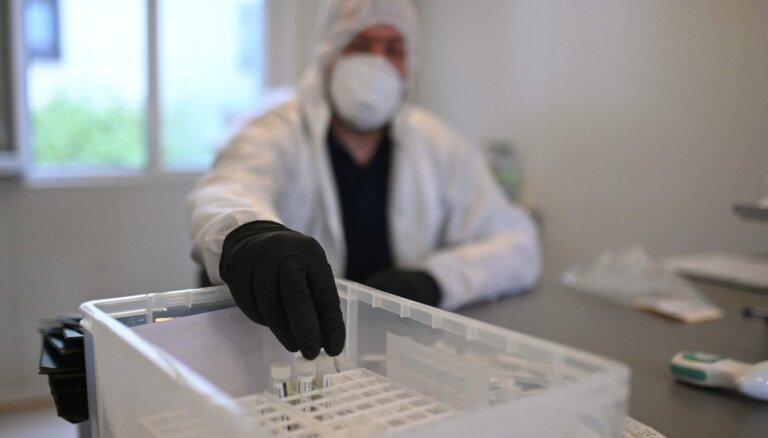 В Литве за сутки подтверждено 18 новых случаев коронавируса, в Эстонии - девять