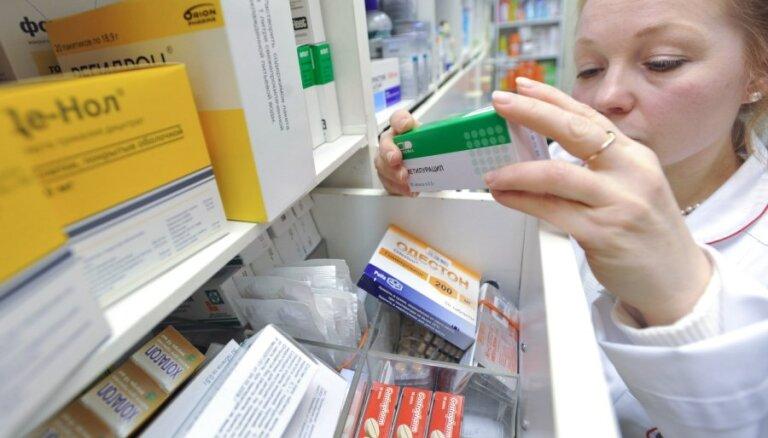 Jauno zāļu drošuma prasību dēļ lauku apvidos atsevišķas aptiekas izvēlējušās darbību pārtraukt