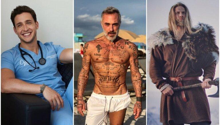 """Учитель математики, врач и лейтенант морского флота: восемь профилей соблазнительных мужчин в """"Instagram"""""""
