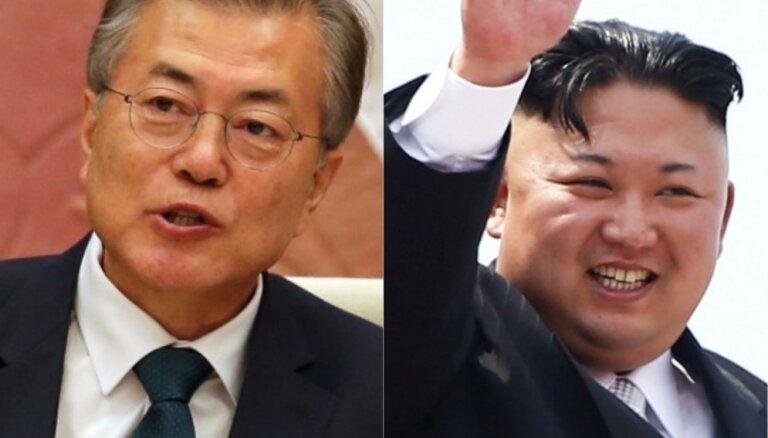 Китай подтвердил приезд в страну Ким Чен Ына и заявил о готовности КНДР к денуклеаризации
