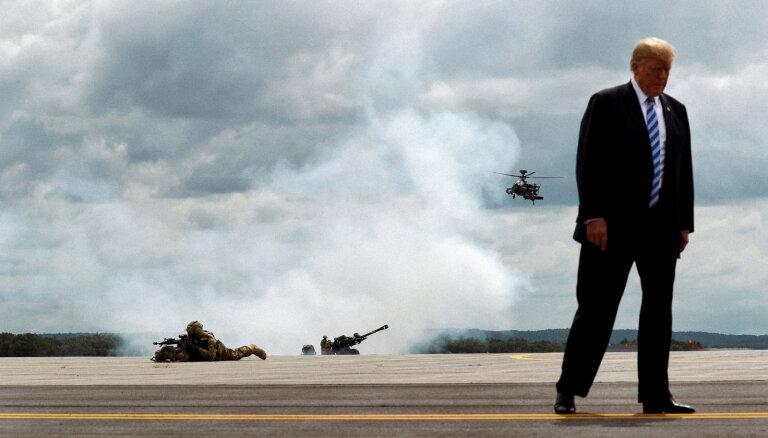 Kā 'Trampa ģenerāļi' pameta ASV prezidentu