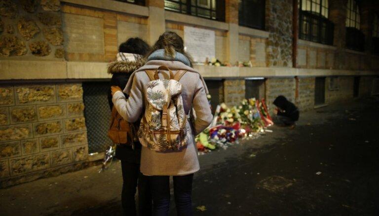 Pērn OECD valstīs septiņkārt audzis terorisma upuru skaits, liecina pētījums