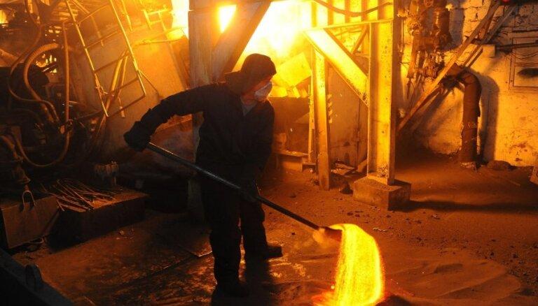 Работники Liepājas metalurgs получили зарплаты