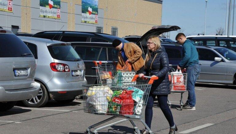 В Польше запретят торговлю по воскресеньям