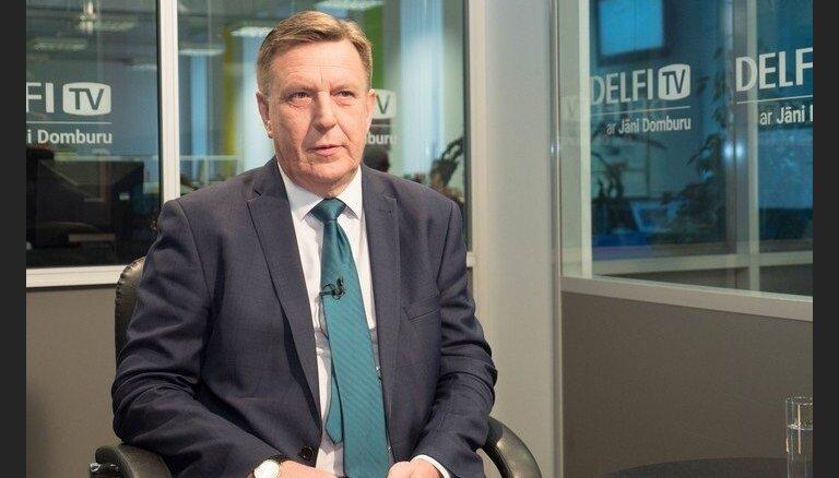 Delfi TV ar Jāni Domburu: Atbild valdības vadītājs Māris Kučinskis – pilna intervija