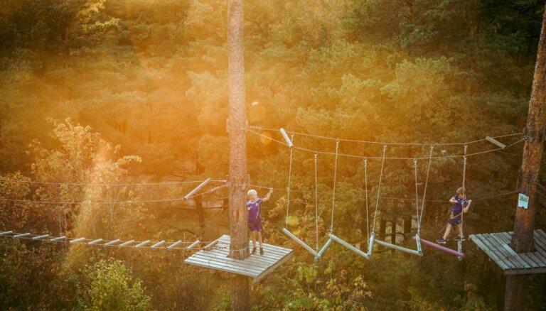 Izkustēties Ventspilī: idejas aktīvām un sportiskām brīvdienām