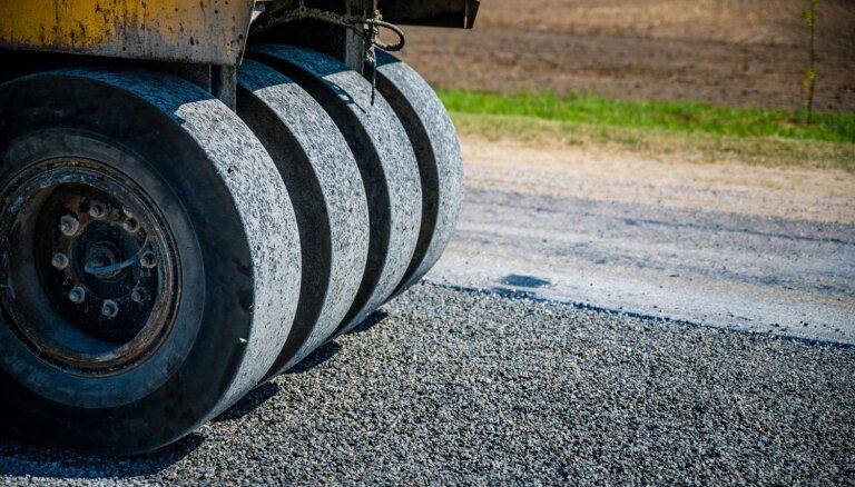 Valsts autoceļu ikdienas uzturēšanas darbos ieguldīti 48 miljoni eiro