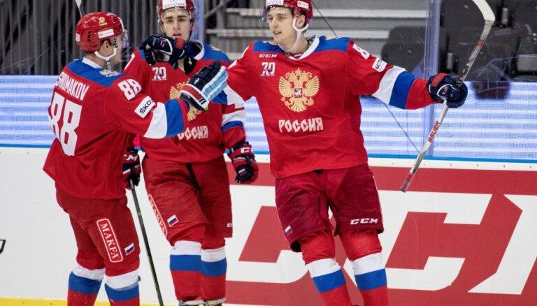 Сборная России под руководством Знарка впервые за четыре года выиграла Евротур
