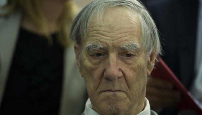 Miris slavens Krievijas zinātnieks Kapica