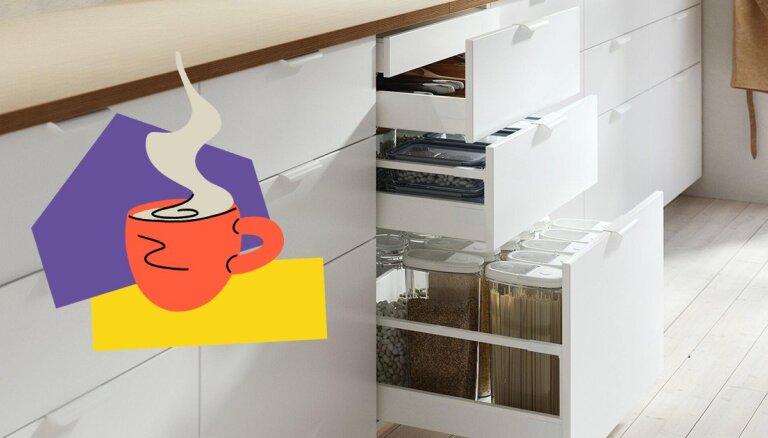 Sapņo par lielāku virtuvi? Uzzini, kā iegūt vairāk vietas, nenojaucot sienas