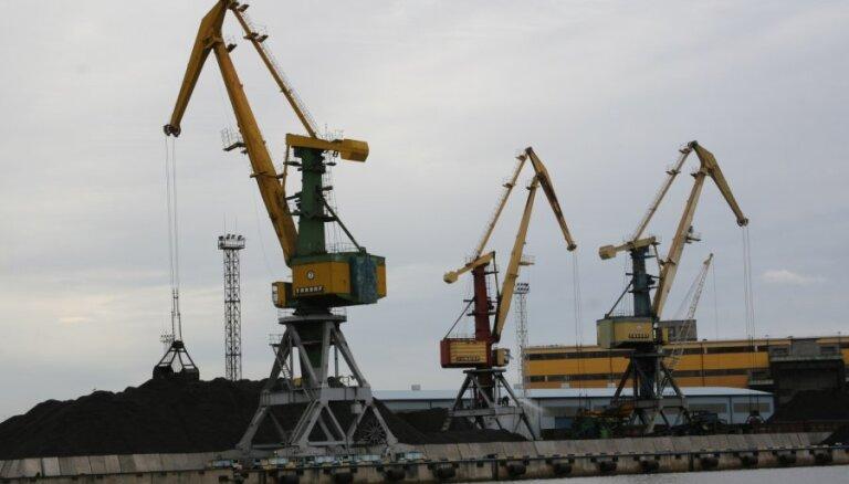 Управляющий Рижским портом: угля в Латвии в ближайшие десять лет меньше не станет